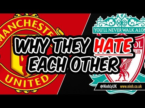 The REAL Reason Why Manchester United And Liverpool HATE Each Other!