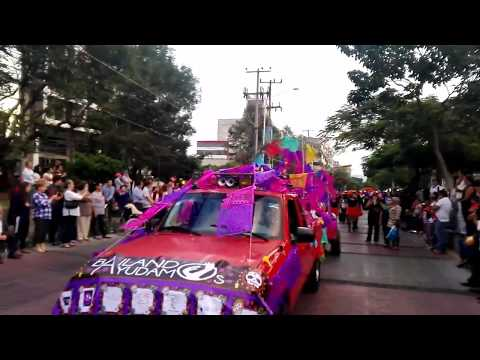 Desfile día de muertos Guadalajara 2017 video 1 de 2