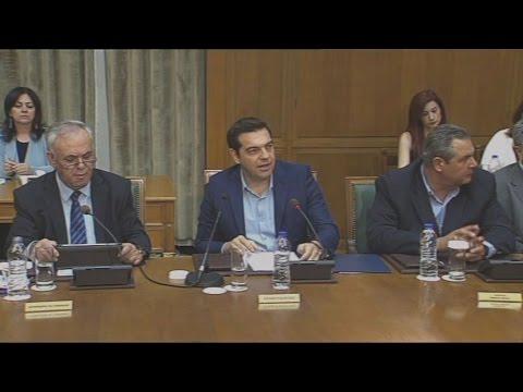 Αλ. Τσίπρας: Περνάμε στην εποχή της δίκαιης ανάπτυξης