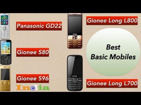 Unboxing and Full Review of Gionee Long L700 Basic Mobile [ Hindi हिंदी ]