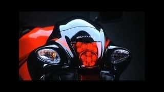 8. Official Suzuki Hayabusa Video