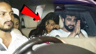 Video Janhvi Kapoor Meets Brother Arjun Kapoor LATE NIGHT At His House MP3, 3GP, MP4, WEBM, AVI, FLV Mei 2018