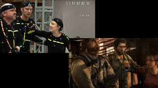 The Last of Us - Performance Capture - SPLITSCREEN