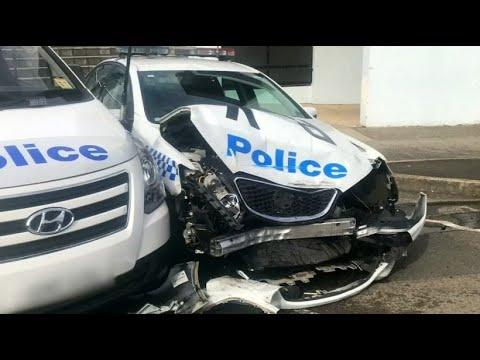 Sydney: Drogenkurier rast in Polizeiauto - mit Drogen für rund 125 Millionen Euro