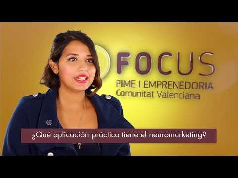 Adriana González, respons. de comunicación de Máster de la UPV en #FocusPyme Marina Alta[;;;][;;;]