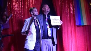 Central PA Pride Pageant 2017 King Winner Announced
