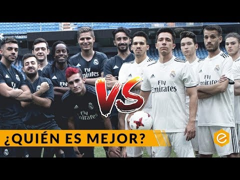 YOUTUBERS Vs FÚTBOL EMOTION · EL PARTIDO