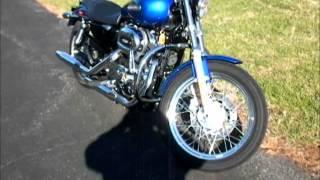 8. 2009 XL1200L Sportster® 1200 Low 419148