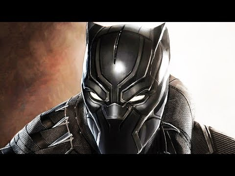 Black Panther Trailer 2017 - Official 2018 Movie Teaser