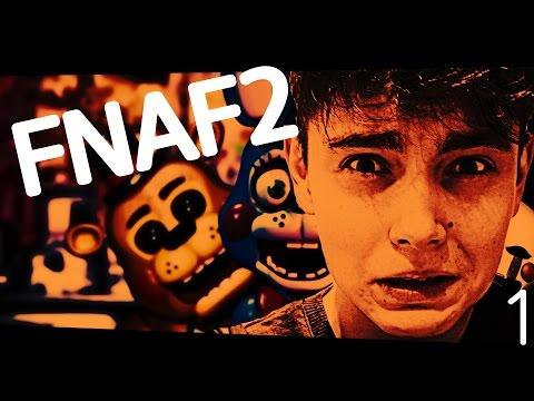 NAJSTRASZNIEJSZA GRA ŚWIATA #1 - Five Nights at Freddy's 2