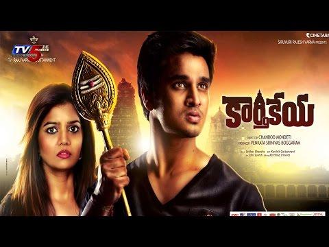 Nikhils Karthikeya Movie Review  On and Off Public Response  TV5 News
