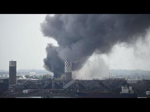 Μεξικό: Νεκροί και τραυματίες από έκρηξη σε εργοστάσιο πετροχημικών