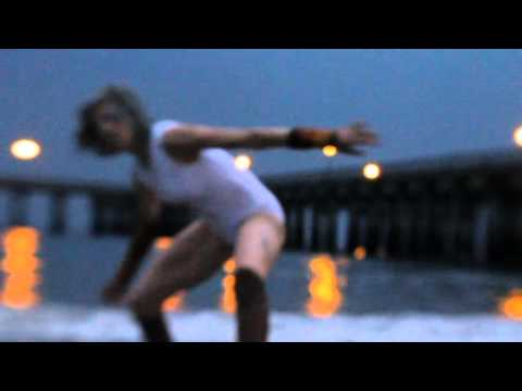 alison clancy - NYC based dream-thrash band HUFF THIS! video by director Nick Atkins. Singer Alison Clancy dances on a trashed Coney Island beach as a storm rolls in. vox/pi...