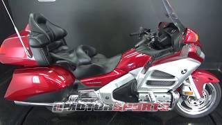 9. 2012 Honda Goldwing Audio Comfort Navi ABS A3949 @ iMotorsports