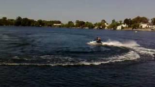 10. kawasaki jet ski 650 sx