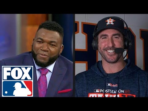 Justin Verlander: Just wanted to throw 'shutdown innings' | 2017 MLB Playoffs | FOX MLB