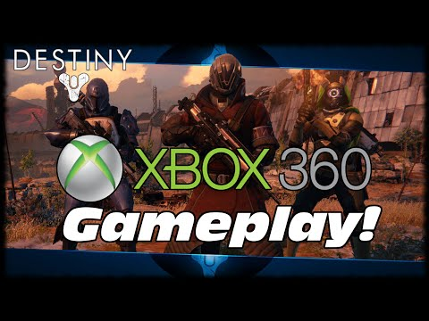 Xbox 360 - This Destiny Beta Xbox 360 Gameplay contains the first full hour of Destiny and what you can expect from Xbox 360 and PS3 generation consoles!!! Get All 17 Codes Here! http://pastebin.com/d6261UP...