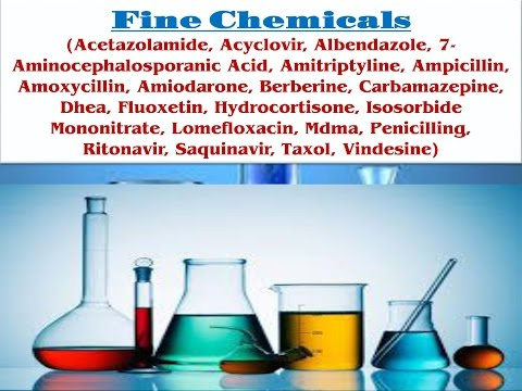 Fine Chemicals