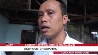 POLISI MINTA TANGGUNG JAWAB DINKES MUARO JAMBI