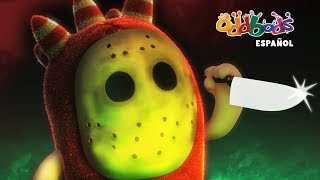 Video Oddbods - Especial de Halloween | Dibujos Animados de Miedo | Caricaturas para Niños MP3, 3GP, MP4, WEBM, AVI, FLV Juni 2018
