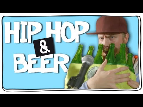 Amazing Hip Hop Mashup with Bottles