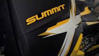 5. Teaser: The New 2013 Summit: Power-to-Weight Ratio