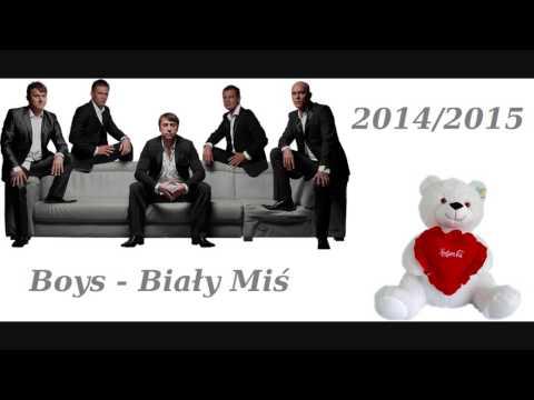 Tekst piosenki Boys - Biały miś po polsku