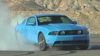 2010 Ford Mustang Burnouts&More - Exclusive First Drive