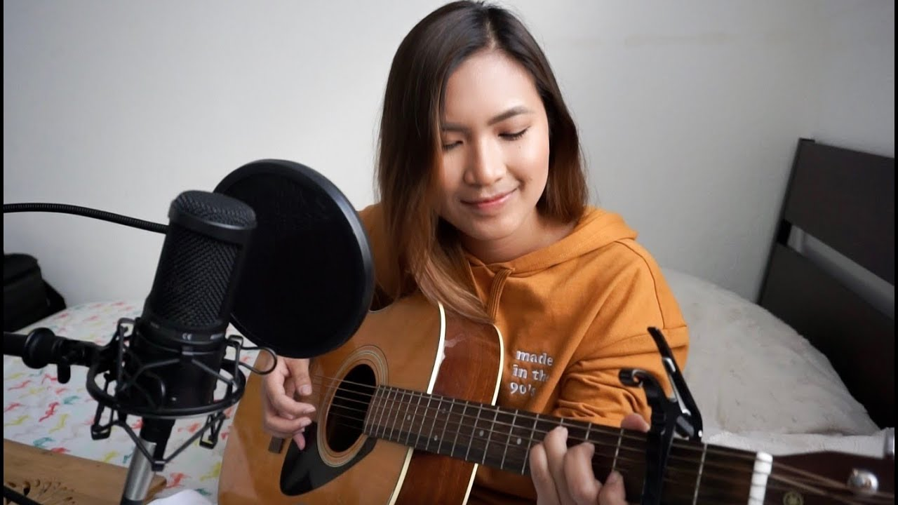Dying Inside To Hold You – Darren Espanto ㅣTimmy Thomas (Acoustic Cover)