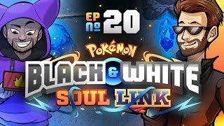Pokémon Black & White Soul Link Randomized Nuzlocke w/ ShadyPenguinn! - Ep 20 BRRRRRRROCK by King Nappy
