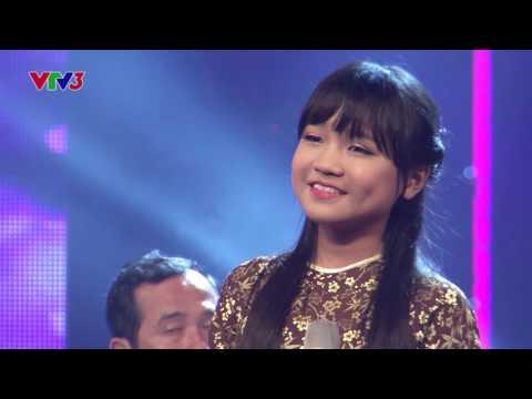 Vietnam's Got Talent 2016 - CHUNG KẾT 1 - Lời mẹ hát - Quỳnh Anh