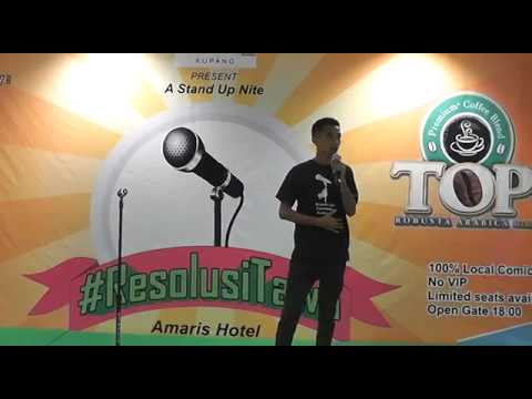 Surya Kaleng: Pesta [stand Up #resolusitawa]