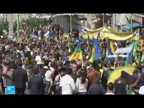تجدد المظاهرات في منطقة القبائل بالجزائر