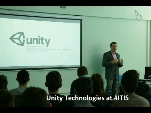 Unity Technologies at ITIS