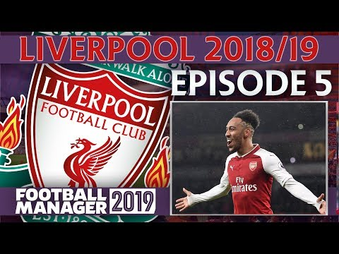 LIVERPOOL | PART 5 | INJURY KARMA | FOOTBALL MANAGER 2019