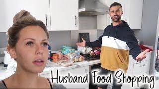 Video HUSBAND DOES THE FOOD SHOP! | LIDL FOOD SHOP | Lucy Jessica Carter MP3, 3GP, MP4, WEBM, AVI, FLV Oktober 2018