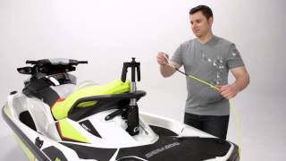 10. Sea-Doo Retractable Ski Pylon