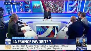Modric face à Kanté, Hernandez contre Rebic... La Dream Team dresse les matches dans le match