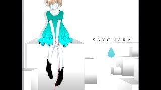 Video 【初音ミク】SAYONARA【オリジナルMV】 MP3, 3GP, MP4, WEBM, AVI, FLV April 2018