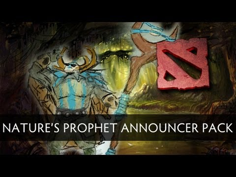 Natures Prophet Announcer Pack Preview