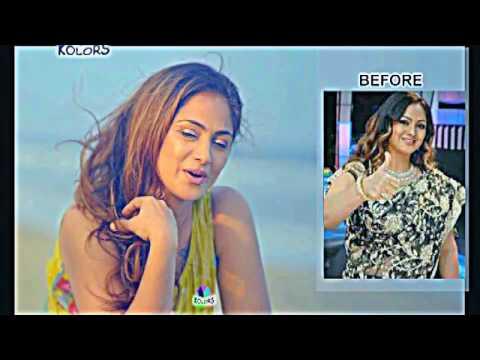 Actress Simran's Kolors Review 01