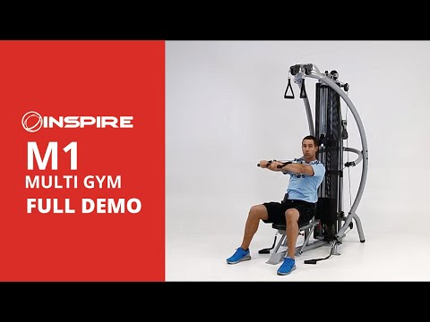 Inspire Fitness M1 Multi Gym