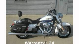 8. 2010 Harley-Davidson Road King Classic Specification