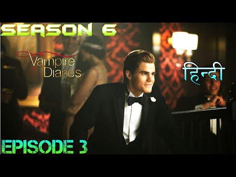 The Vampire Diaries Season 6 Episode 3 Explained Hindi  वैम्पायर डायरीज NEW ELENA & DAMON IN 1994
