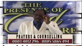 """Rev Dele Oluwagbemiro- Senior Pastor of Complete Christian Church International Ibadan Nigeria on his TV show COMPLETE HOUR preaches on the topic titled- """"Principles of the life of Jesus""""."""