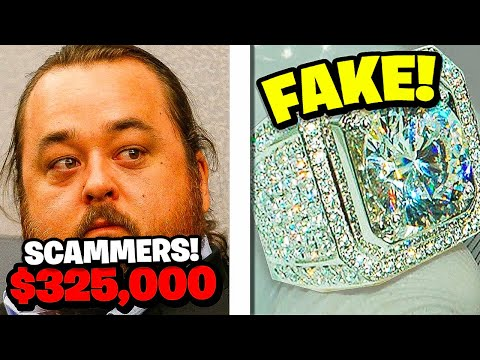 Times The Pawn Stars WERE ABSOLUTE SCUM!