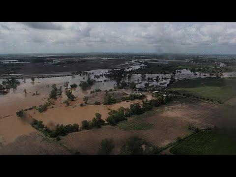 Ο κυκλώνας Μπεργκίτα «χτυπά» τον Μαυρίκιο