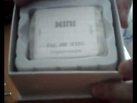 Mini pal to ntsc converter фотка