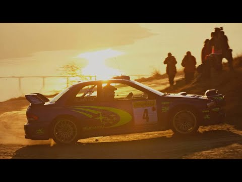 wrc rallye monte carlo - pure engine sound (1997-2007)