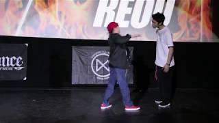 リマ vs REOU – D-PRIDE ライト級 BEST16